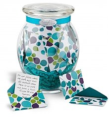 Home Decor: Jar of Get Well Wishes