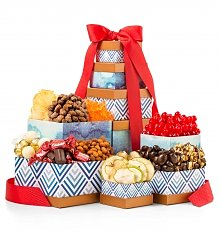 Gift Towers: Exceptional Gourmet Gift Tower