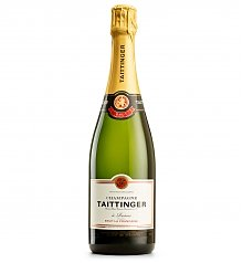 Wine Gift Crates: Taittinger Brut La Francaise Champagne Crate